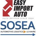 SOSEA AUTOMOTIVE LOGISTICS / EASY IMPORT AUTO - Transport / Freight forwarder / Logistics