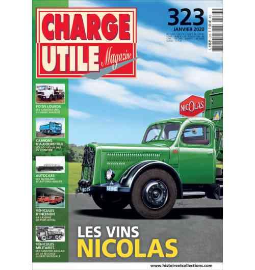 Charge Utile n° 323 Janvier 2020