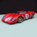 Ferrari 312 P Le Mans 1969 - <p>Model kit car or built up in 1/12 scale</p>