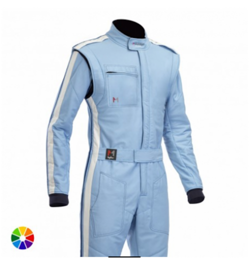 FIA RACE SUIT - Historic fia race suit