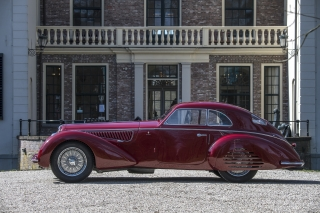 1939 Alfa Romeo 8C 2900B Touring Berlinetta - © Artcurial