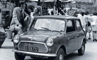 60 Years Of Mini Looking Back On A Legend