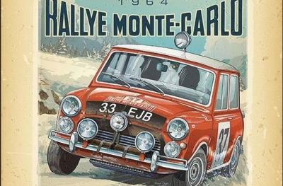 Rallye Monte-Carlo, 1964