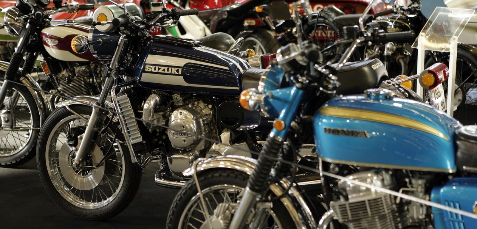 Motos de collection