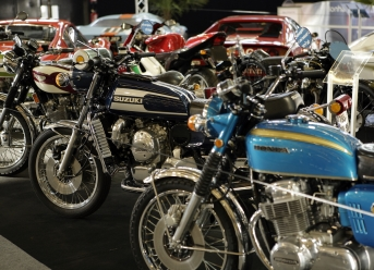 Motos de collection