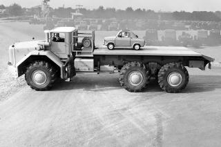 Le Berliet T 100