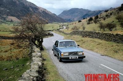 1980, Volvo 264