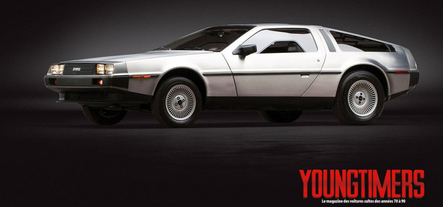 DeLorean DMC