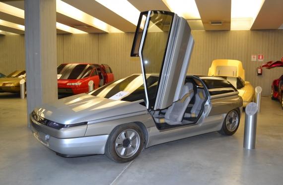 Citroën Zabrus (1986)
