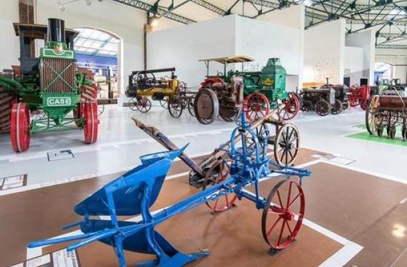 Le musée COMPA partenaire du salon Rétromobile