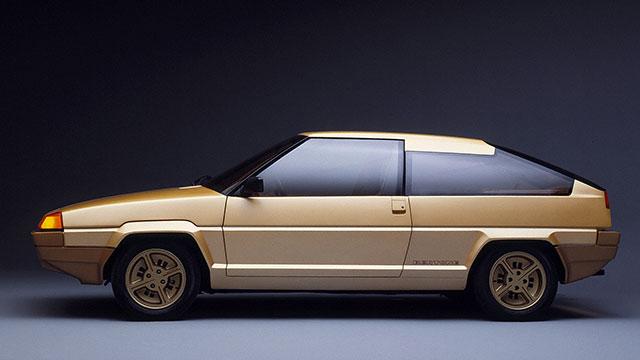Volvo Tundra (1979)