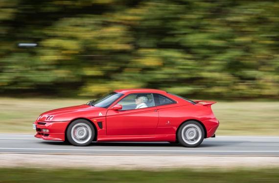 Alfa GTV Cup - Rétromobile 2020