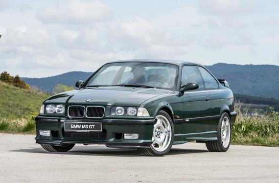 BMW M3GT - Rétromobile 2020