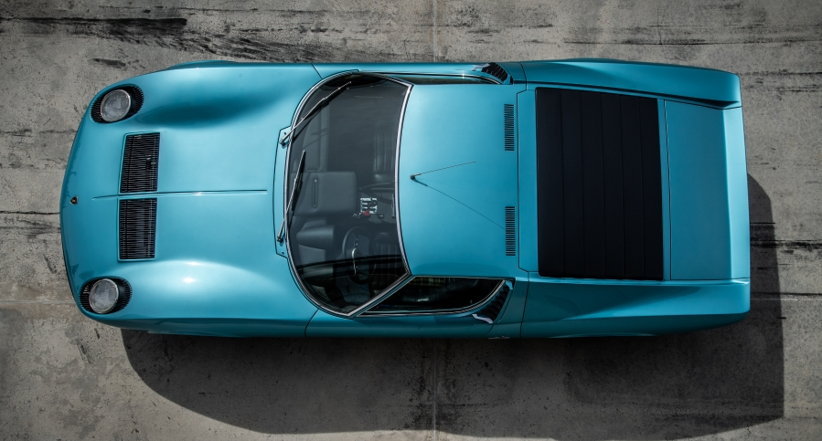 Lamborghini Polo Storico, la Miura en vedette