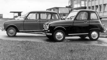 4L Bertin 1969. Mulhouse