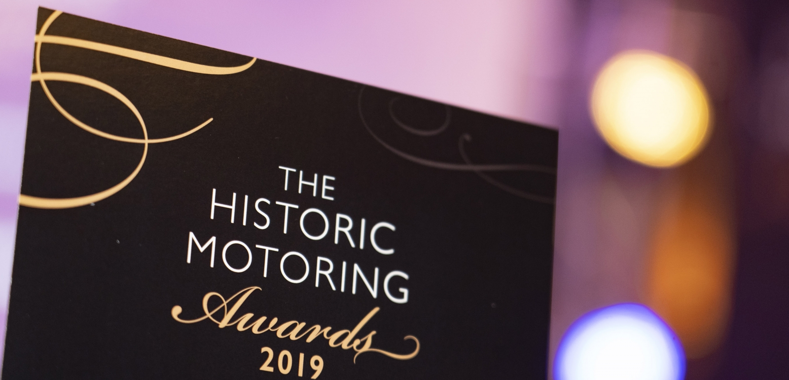 Historic Motoring Awards 2019 Winner Retromobile