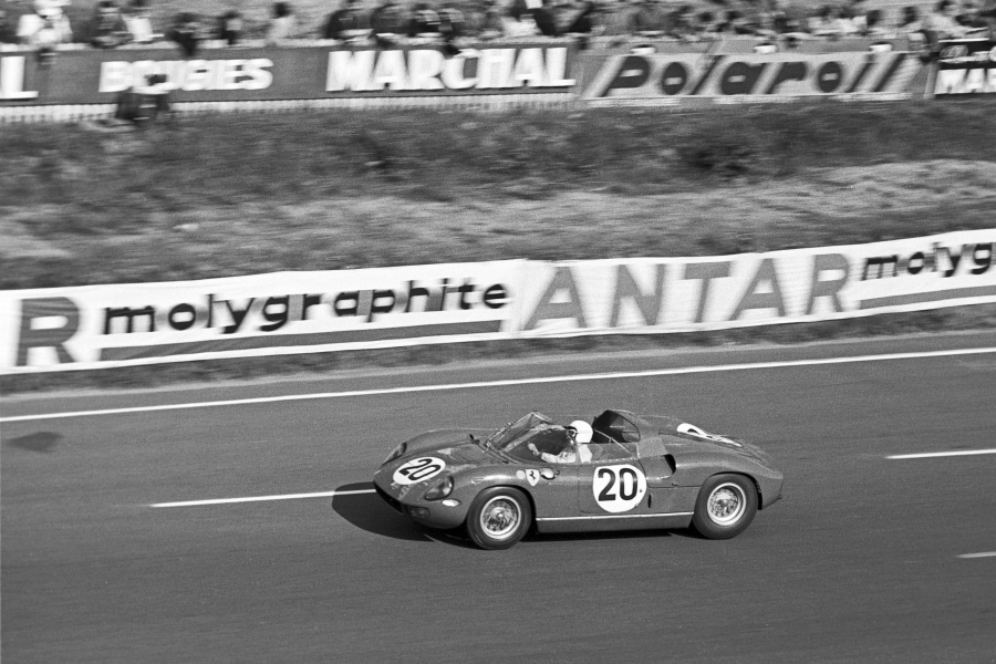 1964 LE MANS WINNING FERRARI 275 P TO SELL AT RETROMOBILE 2018 ...