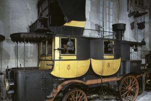 salon de la voiture de collection et des véhicules anciens automobile à vapeur marquis de broc