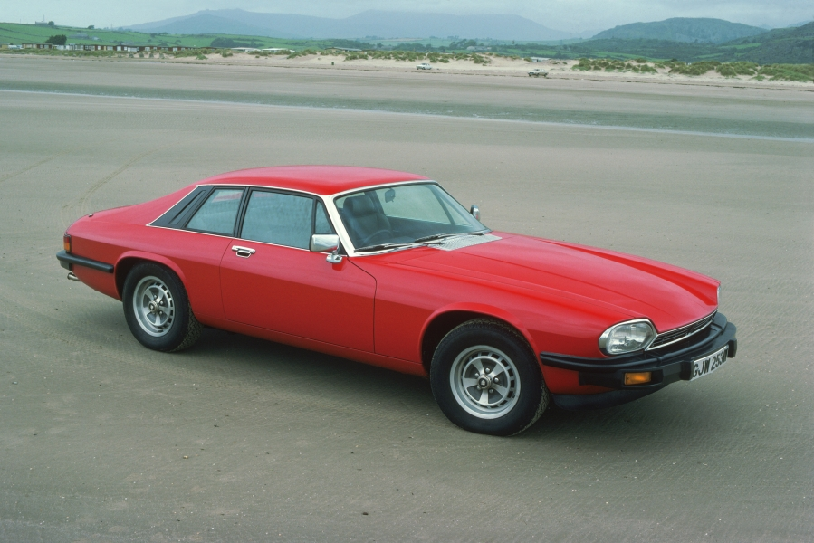 voiture de collection, voiture ancienne - jaguar xjs