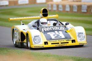 voiture de collection, voiture ancienne - Renault