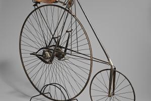 salon de la voiture de collection et véhicules anciens  Star Bicycle