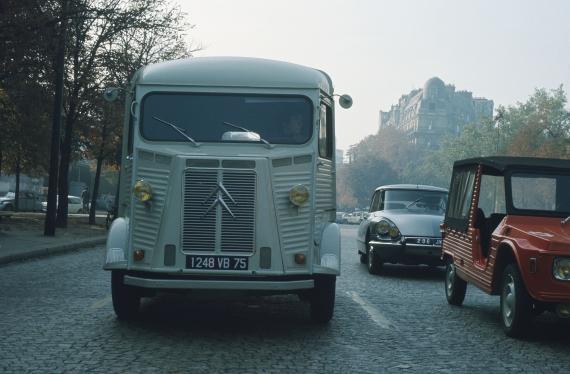 Utilitaire Citroën